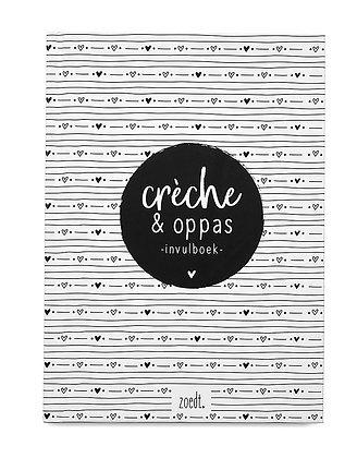 Zoedt Crèche & oppas invulboek