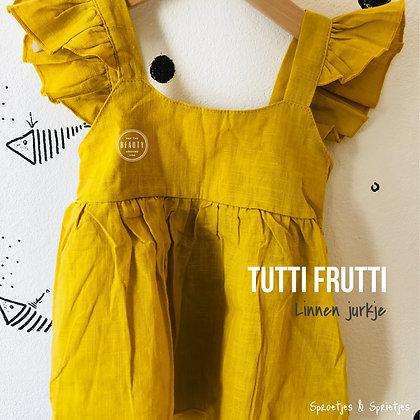 Tutti Frutti jurkje (linnen)