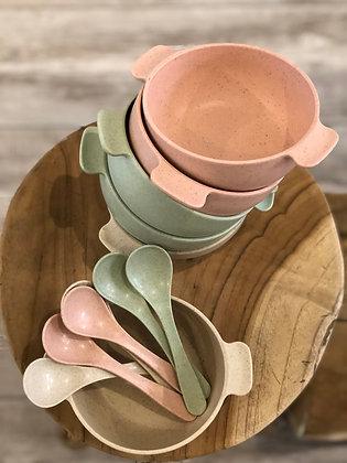 TUUT Bamboe bowls