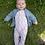 Thumbnail: Babypakje super zacht met drukknoopjes
