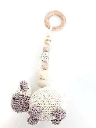 Babygym hanger schaap
