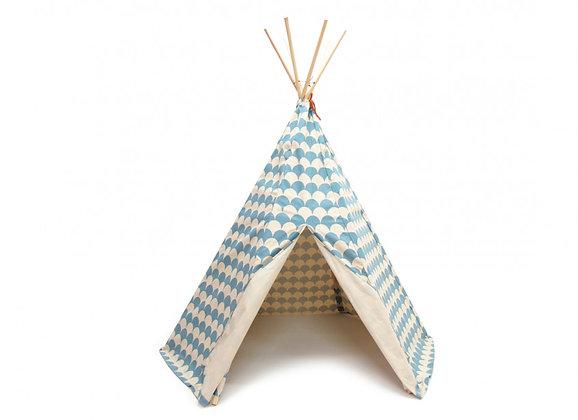 Nobodinoz Arizona teepee • blue scales
