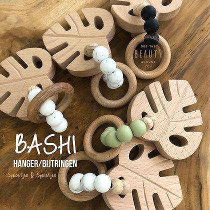 BASHI bijtring/hanger