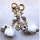 Thumbnail: Babygym hangers Schaapjes