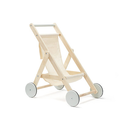 Kid's Concept Poppen Wandelwagen