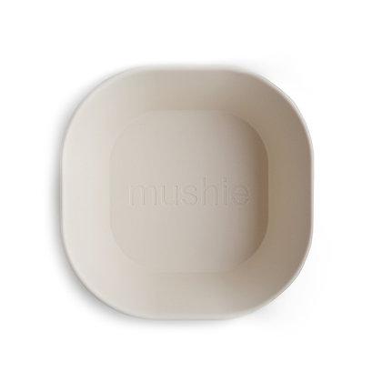 Mushie dinner plate square