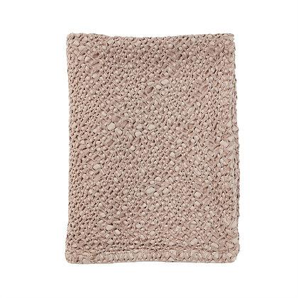 Mies&Co Wiegdeken honeycomb blossom powder