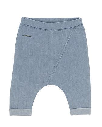 Riffle Baggy pants denim