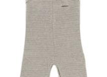 Riffle salopette grey/green stripe