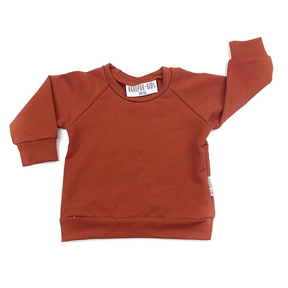 Sweater roest