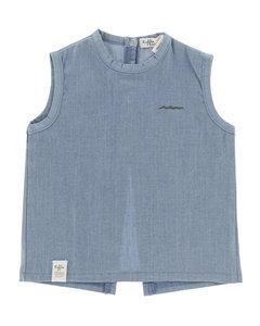 Riffle Shirt denim