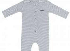 Riffle suit rib stripe - lang