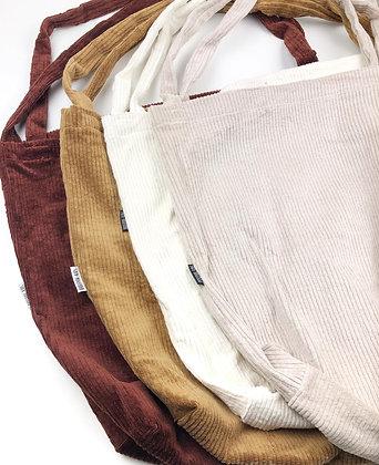 Handgemaakte kinderwagen tas