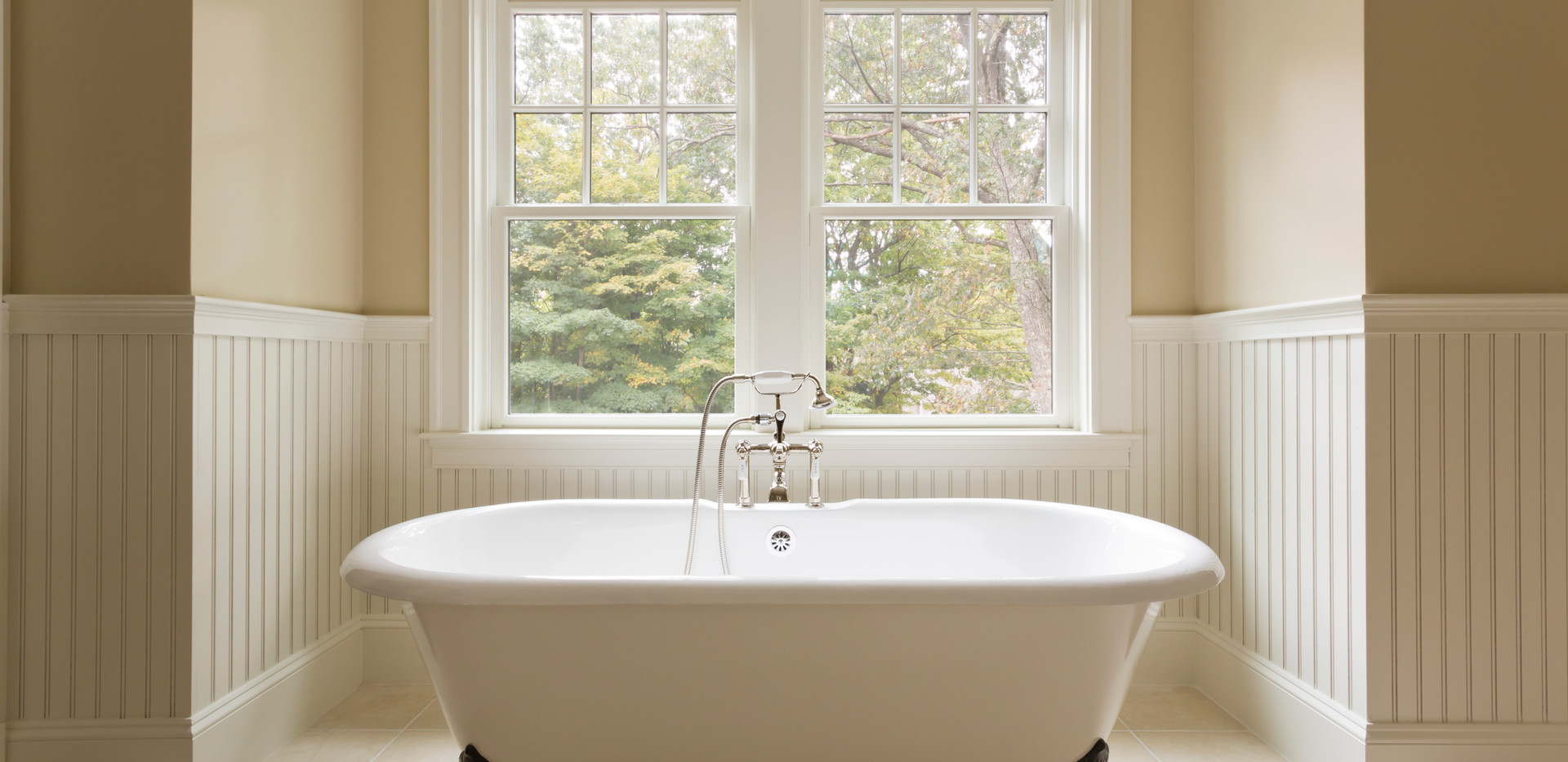 Hermoso baño