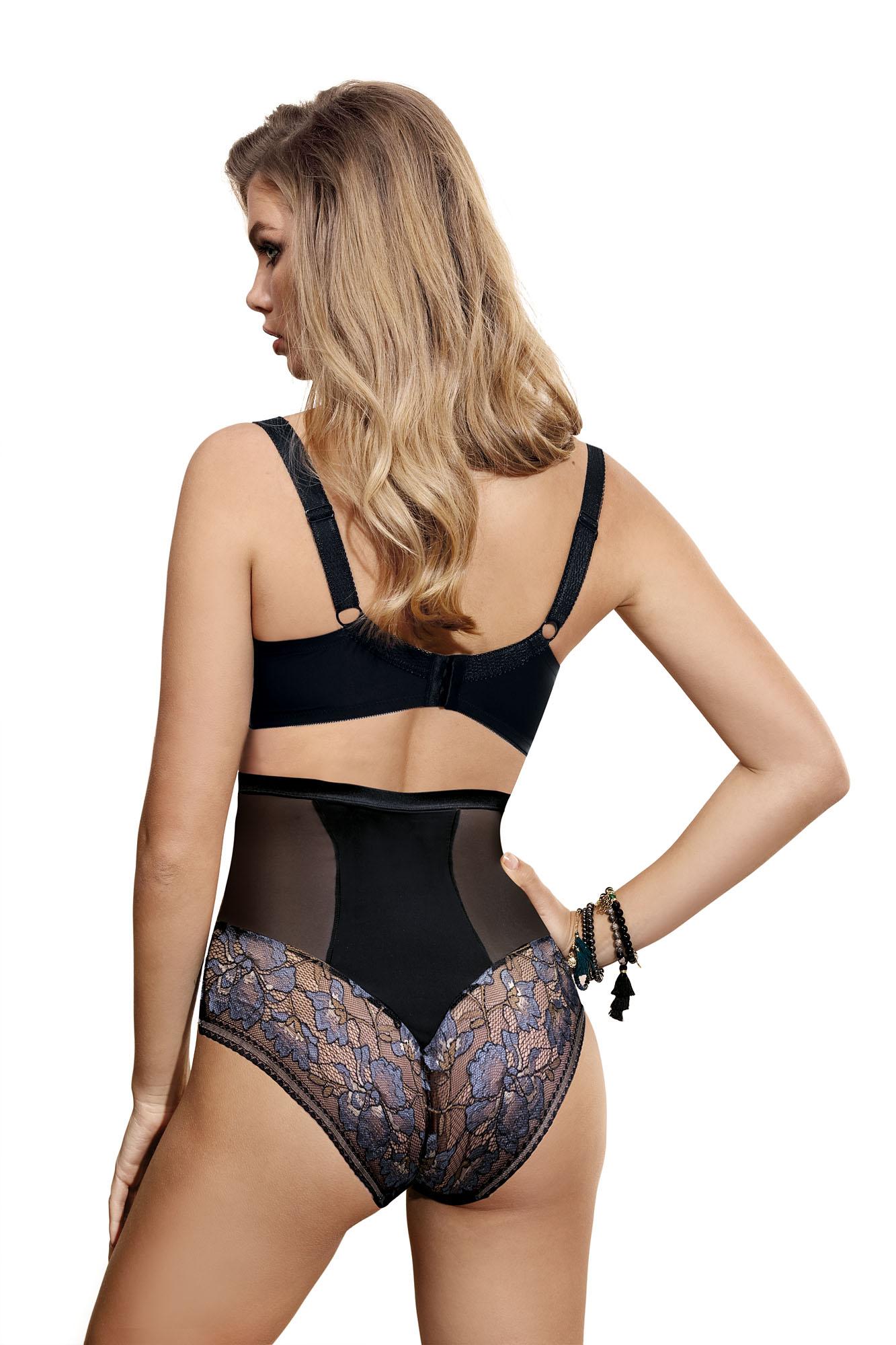 CONFETTI padded bra + high brief (2)