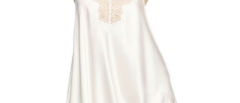 Jezebel Tender's The Night Chemise in Ivory