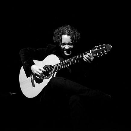 Guillermo Rizzotto Live Sessions Vol.1: solo guitar
