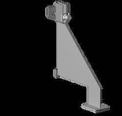 Кронштейн для кирпичного фасада