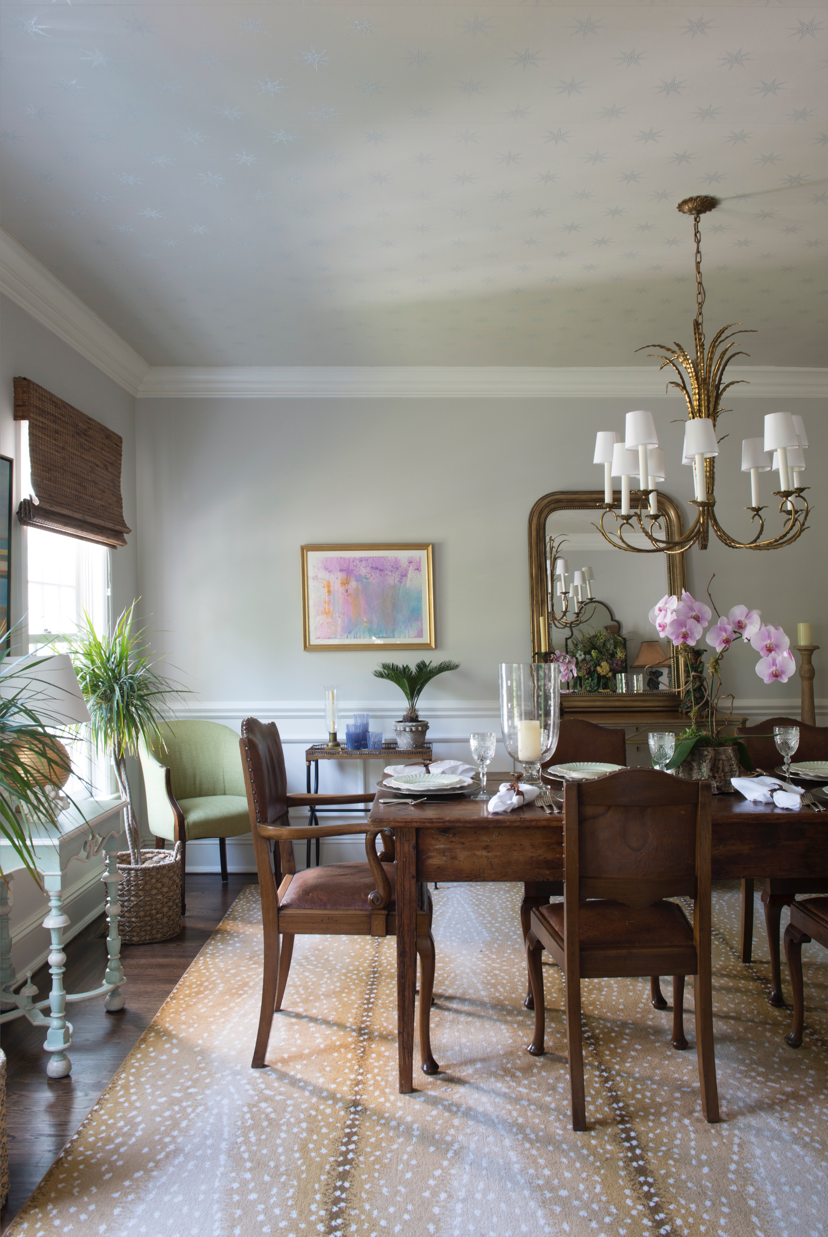 Spencer Cox Interiors Dining Room 2 Interior Design New Canaan.JPG