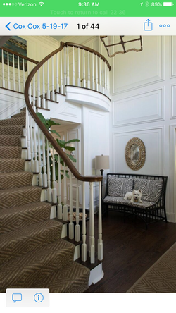 Spencer Cox Interiors Foyer Staircase Home Entryway Interior Design New Canaan.PNG