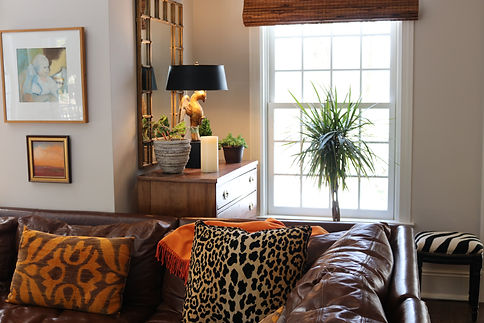 Spencer Cox Interiors New Canaan CT. Sitting Room.JPG