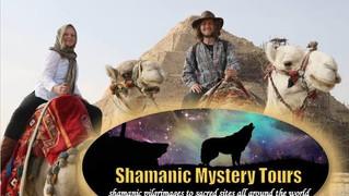 Shamanic Mystery Tour ~ Egypt - 2017 ~