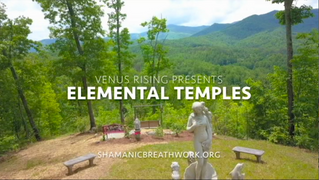 Venus Rising's Elemental Temples