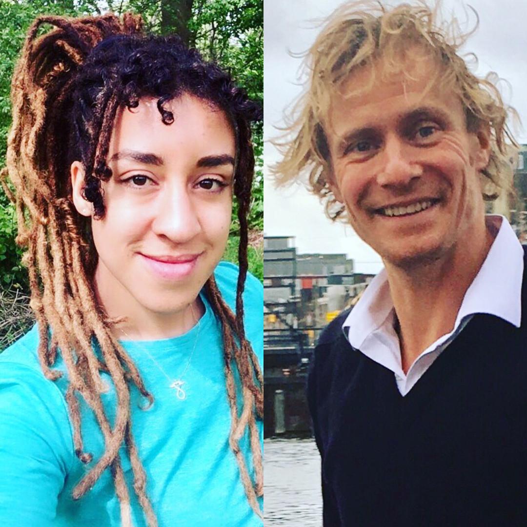 Uw Hosts: Onyema & Jur