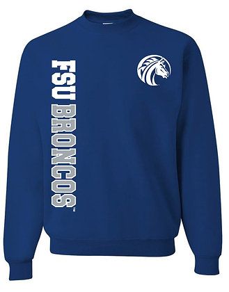 FSU010 Royal Blue Sweatshirt