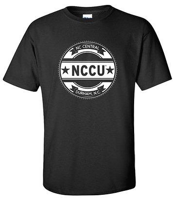 NCCU041 Black Tee