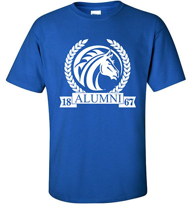 FSU020 Royal Blue Alumni Long Sleeve