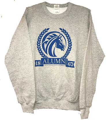 FSU008 Gray Sweatshirt
