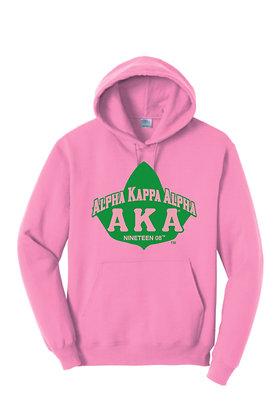 AKA011 AKA Pink Hoodie