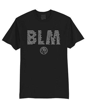 BLM (Black Lives Matter) Black Tee