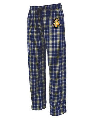 NCA&T Flannel Pants