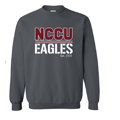 NCCU090 Grey Sweatshirt