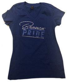 FSU017 Royal Ladies Bronco Pride Bling