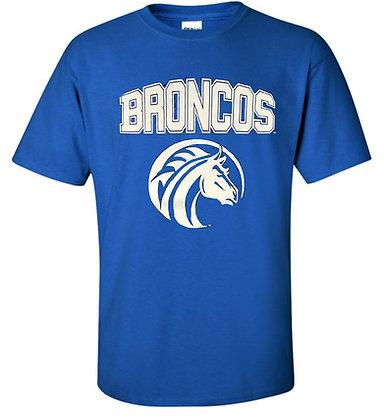 FSU029 Royal Blue Broncos