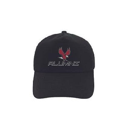 NCCU125  Black Alumni Hat