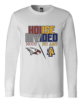 NCA&T055 House Divided Long Sleeve