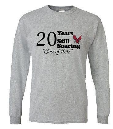 20 Years Still Soaring Long Sleeve