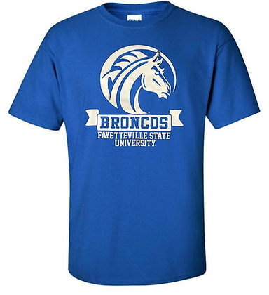 FSU009 Royal Blue Broncos