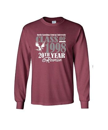 Class of 98 Long Sleeve Tee