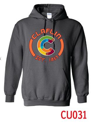 CU031 Est.1869 Grey Hoodie