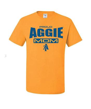NCA&T172S Aggie Mom Tee