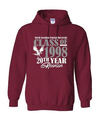 Class of 98 Hooded Sweatshirt