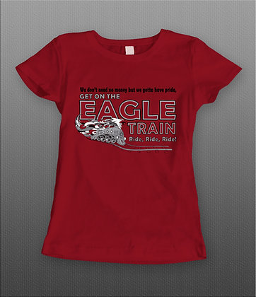 NCCU085 Ladies Tee