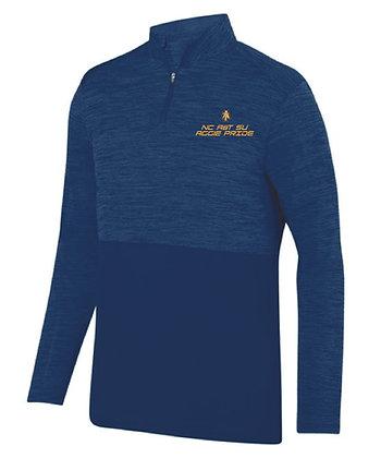 NCA&T178LB Men 1/4 Zip Pullover Jacket