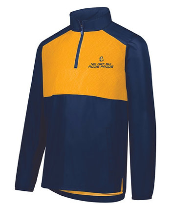 NCA&T178LD Men 1/4 Zip Pullover Jacket