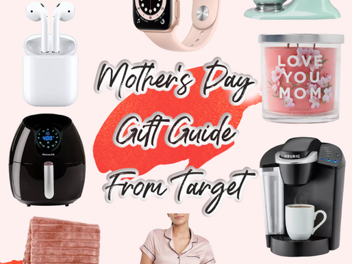 10 Best Mother's Day Gifts From Target